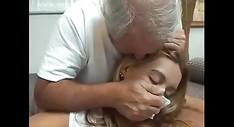 Horny American Old Man