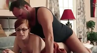 DAUGHTERLOVER.COM: Dad fucks Daughter hard 3