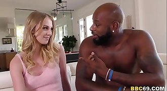 Chloe Scott Interracial