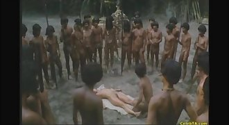Compelled sex scenes from regular movies cannibal special