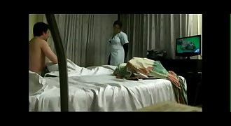 Real Hotel Maid Hookup For Money